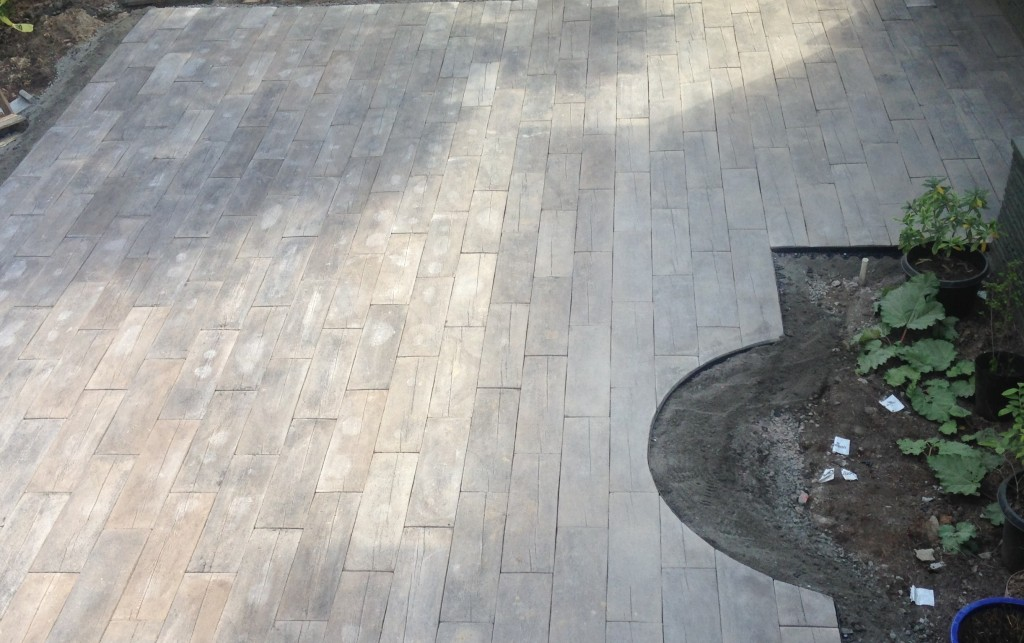 Barn Plank pavers