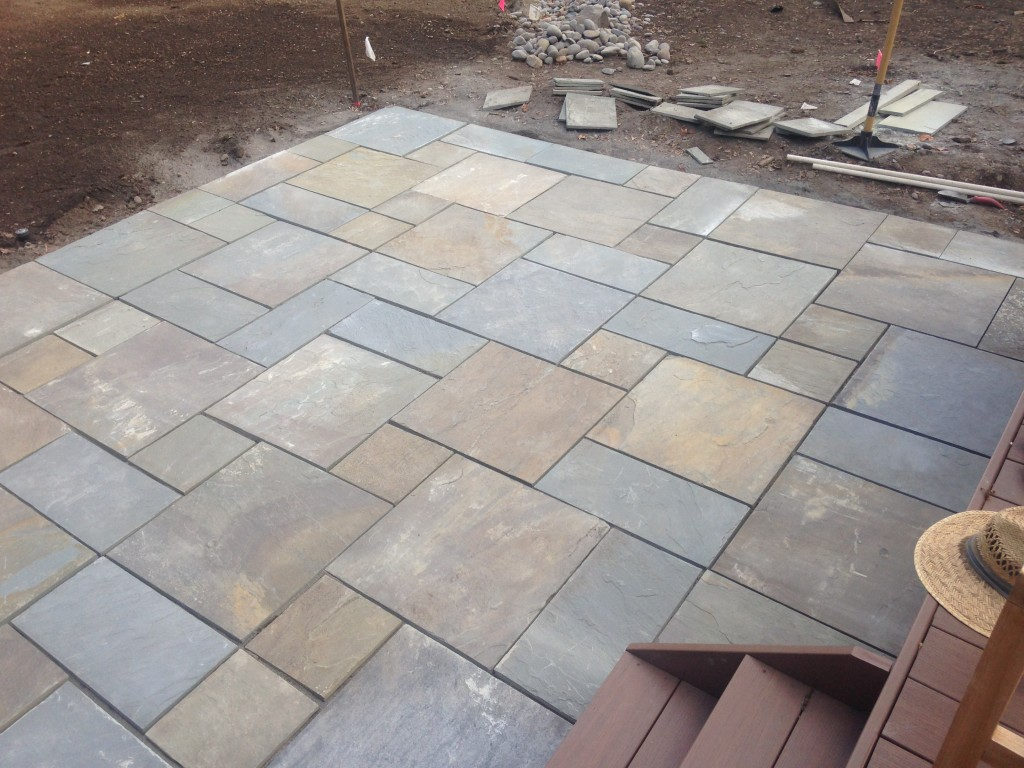 Holland Pavers Cut Bluestone Flagstone